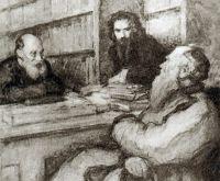 Фёдоров и писатели