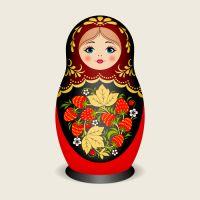 Художественная мастерская Русская матрешка