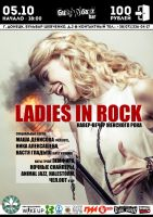 Ladies In Rock