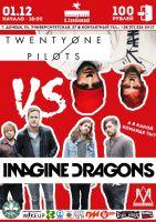 Twenty One Pilots VS Imagine Dragons
