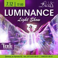 LUMINANCE light show