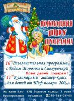Новогодняя шоу-программа