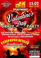 Crazy Valentine Day Party