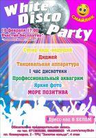 White Disco Party