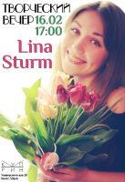 Творческий вечер Lina Sturm