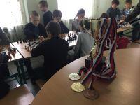 Детский квалификационный турнир по шахматам