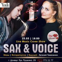 Sax & Voice