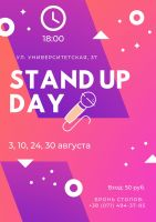 Stand Up Day