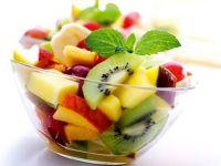 Кулинарный мастер-класс: фруктовый салат