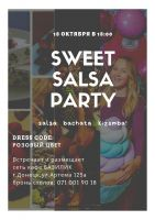 Sweet Salsa Party