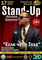 Stand Up вечерочек Антона Зимина