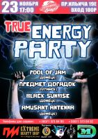 TRUE ENERGY PARTY