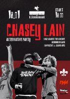 CHASEY LAIN. Alternative Party