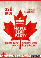 Maple Leaf Party