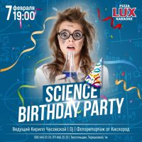 Science Birthday party