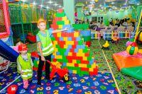 Стройка века из LEGO конструктора