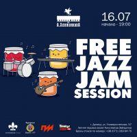 Free Jazz Jam Session