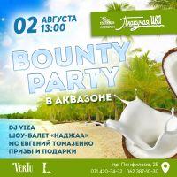 Bounty Party в  аквазоне