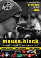 Mouse.black. Emotional piano lounge