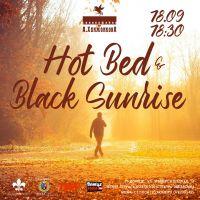 Hot Bed & Black Sunrise