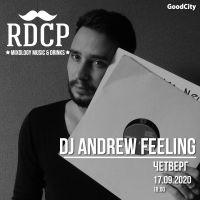 DJ Andrew Feeling