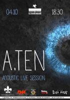 A.Ten. Акустический концерт