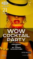 WOW Coctail Party