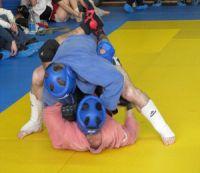 Чемпионат Украины по боевому самбо среди молодёжи