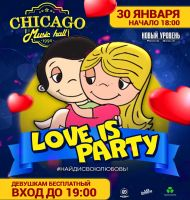 Love is party