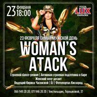 Womens Atack