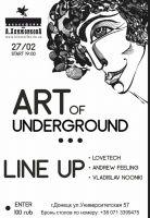 Art Of Underground III