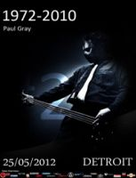 Paul Gray SLIPKNOT (RIP)