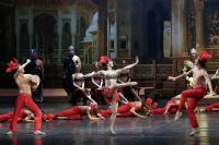 Баядерка @ Донбасс Опера (Донецкий национальный академический театр оперы и балета им. А.Б. Соловьяненко)