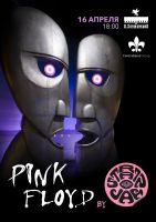 Pink Floyd by StrainJar