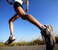 Легкоатлетический забег