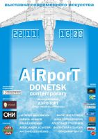 AiRporT Donetsk CONTEMPORARY