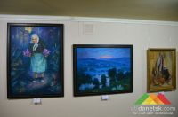 Персональная выставка члена союза художников Украины Александра Вороны