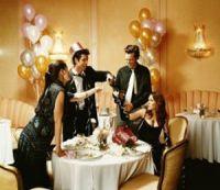 Новый год 2013 в ресторане Регистан