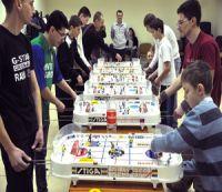 Кубок Донбасса по настольному хоккею 2013