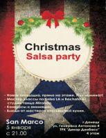 Christmas Salsa party