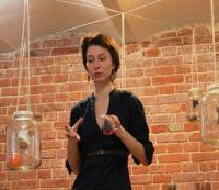 Персональная выставка Виолетты Нагорной