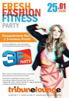 Fresh Fashion Fitness Party