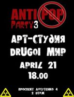 Anti-Pop Party 3