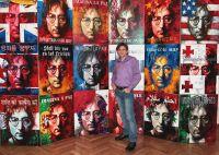 Выставка посвященная Джону Леннону под названием
