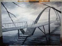 1-я выставка работ молодых художников Донецка