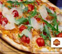 Чемпионат по скоростному поеданию пиццы