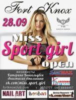 Miss Sport Girl
