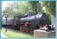 Музей истории и развития Донецкой железной дороги. Ясиноватский филиал