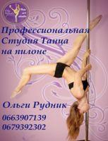 Olga Rudnik's Pole Art Studio