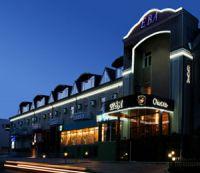 Ева, отель